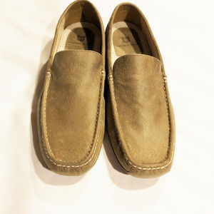 Shoes mens new size 13D slip on brown Andrew Marc